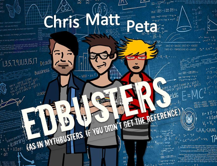 edbusters