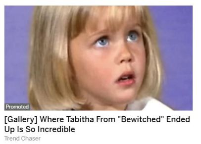 clickbait Tabitha from bewitched